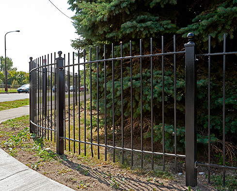 Fences Midwest Wrought Iron